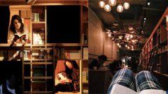 Tokyo kitap hostel