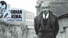Orhan Kemal Edebiyat Festivali yapıldı