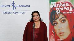 Türkan Şoray'in sinemaya ait anıları kitap oldu