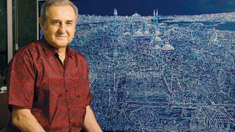 Devrim Erbil sergisi Mahall Bomonti Sanat'ta