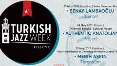 Kosova'da Türk caz nağmeleri yükselecek