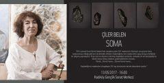 Kadıköy'de Soma'ya ağıt sergisi