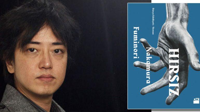 Nakamura'nın çok satan romanı Hırsız