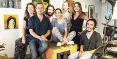 Suriyeli sanatçılar İstanbul'a sığındı