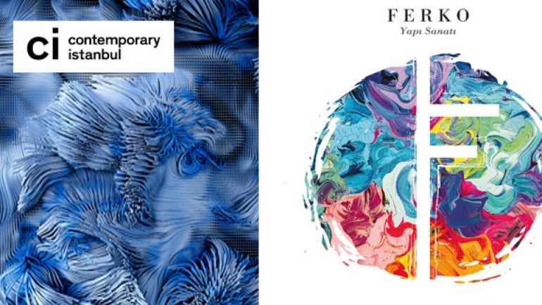 Ferko'nun sanat rüzgarı Contemporary Istanbul'da esecek