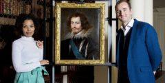 400 yıllık kayıp tablo toz tabakasının altındaymış