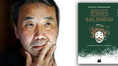Haruki Murakami öykü kitabı Fırın Saldırısı ile karşımızda