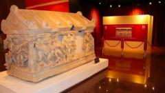 Herakles Lahdi ziyarete açıldı