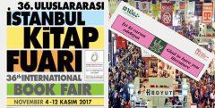 İstanbul Kitap Fuarı için geri sayım