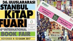 İstanbul Kitap Fuarı açılış için gün sayıyor