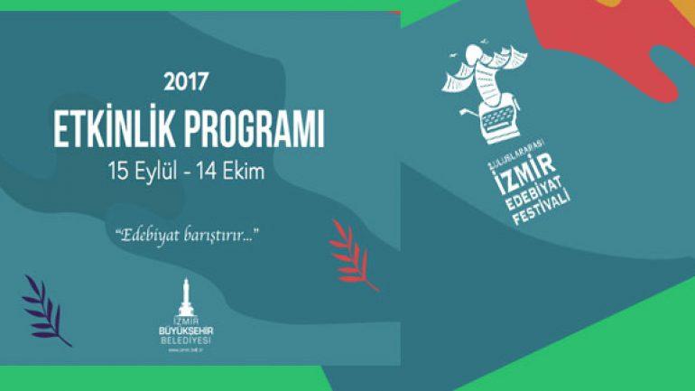 İzmir Edebiyat Festivali ikinci yılında