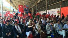 Balkan göçmenleri Bir Kofer Bir Sandık etkinliği