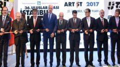 İstanbul Kitap Fuarı açıldı