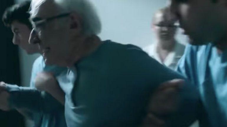 Yol Ayrımı filminden çıkarılan sahne