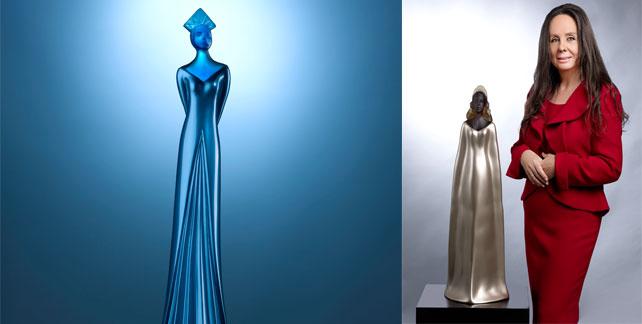Kadınlık Halleri heykelleri