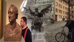 Tarih kokan şehir Nürnberg