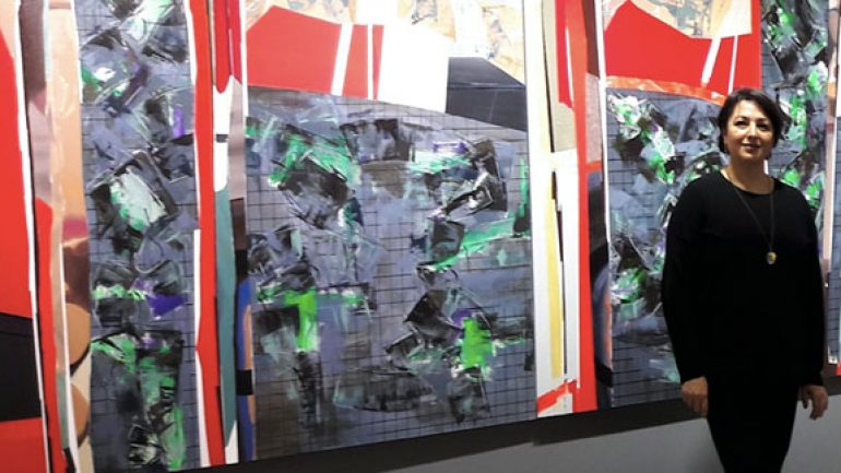 Özet sergisi Galeri Diani'de