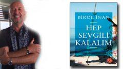 Birol İnan imza günü İstanbul Kitap Fuarı'nda