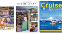 Cruise Travel'in Temmuz konuğu Sayım Çınar
