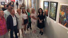 İranlı sanatçılar İstanbul'da
