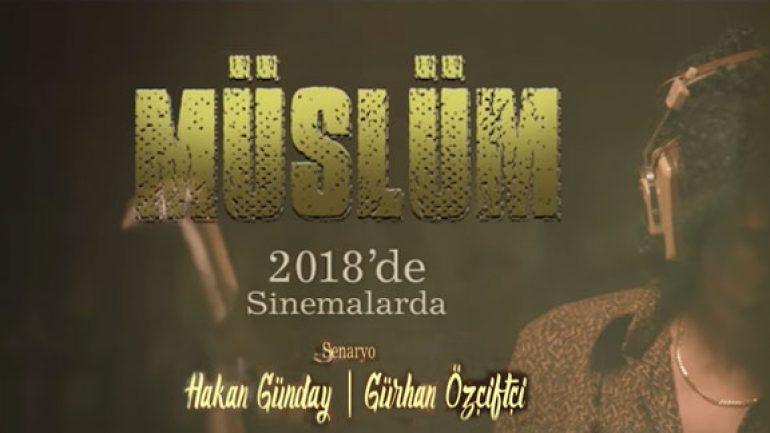 Hakan Günday ve Gürhan Özçiftçi'den Müslüm teşekkürü