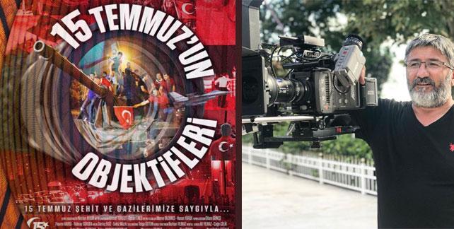 15 Temmuz'un Objektifleri Antalya Film Festivali'nde