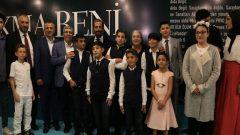 Bırakma Beni film galası ve Suriyeli çocuklar