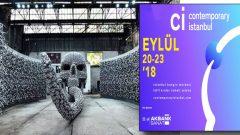 Contemporary Istanbul 2018 iki bin sanat eserini sergiliyor