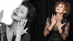 Hatice Aslan sahnede Edith Piaf'ı canlandıracak
