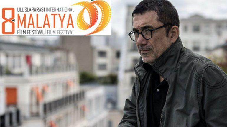 Nuri Bilge Ceylan Malatya'da jüri başkanı