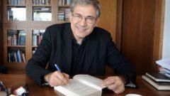 Orhan Pamuk Veba Geceleri adlı romanını yazıyor