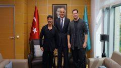 Sinemacılar Kültür Bakanı ile buluştu