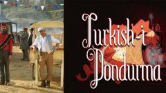 Turkish'i Dondurma filmi kamera arkası
