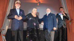 Frankfurt Türk Film Festivali onur ödülleri verildi