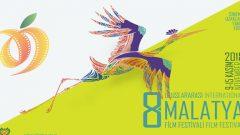 Festivalin afişi turnalı