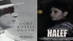 Adana Film Festivali'nde Halef ve Dört Köşeli Üçgen