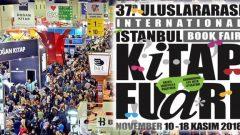 37. Uluslararası İstanbul Kitap Fuarı etkinlik programı