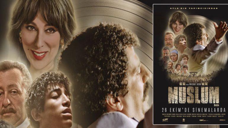 Müslüm filminin afişi