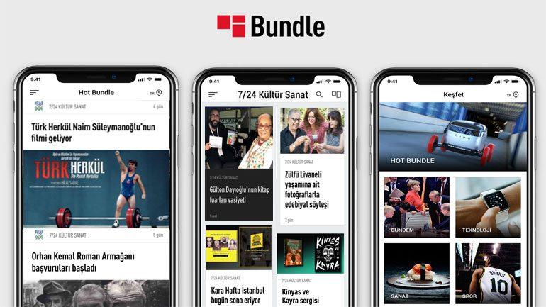 7/24 Kültürsanat.com Bundle'da yerini aldı