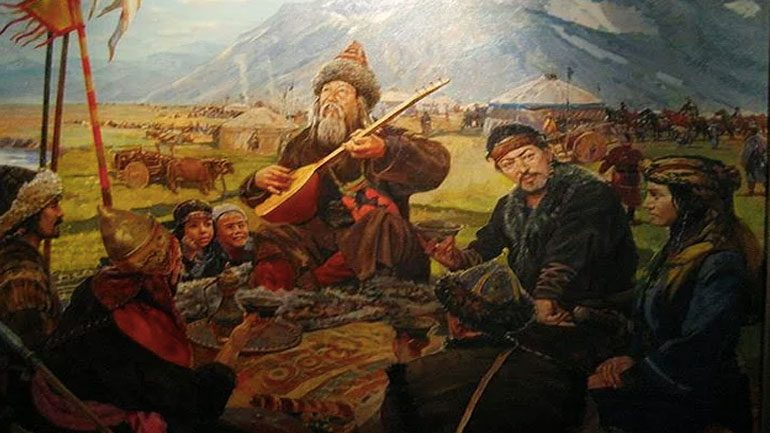 Dede Korkut UNESCO Kültür Mirası Listesi'ne alındı