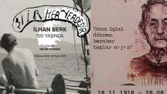 İlhan Berk 100 Yaşında sergisi