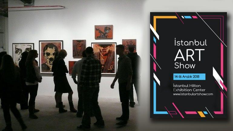 İstanbul Art Show sanat buluşmasına hazır