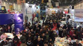 İstanbul kitap fuarında öğrenci rekoru