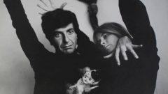 Leonard Cohen'in aşkı belgesel film oldu