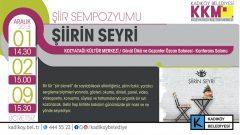 """Şiir sergisi """"Şiirin Seyri"""" Kadıköy'de"""