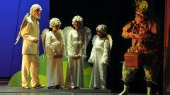 Tamino'nun Rüyası çocuklar için opera