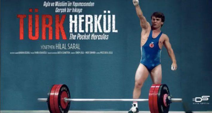 Türk Herkül Naim Süleymanoğlu'nun filmi geliyor