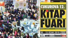 2019 Yılının ilk kitap fuarı Adana'da