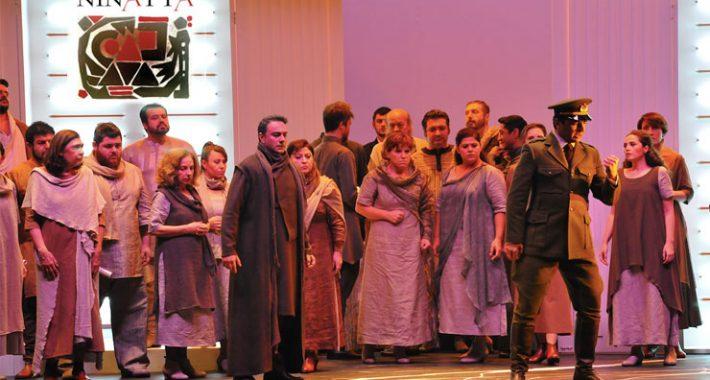 Ahmet Ümit'in romanı Ninatta'nın Bileziği opera sahnesinde