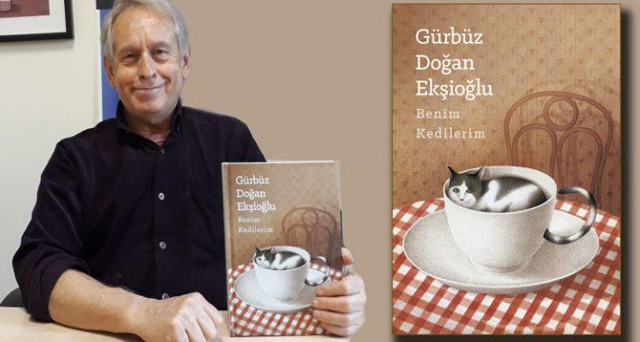 Benim Kedilerim kitabı raflarda